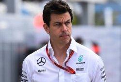 """Wolff duda de Ferrari: """"¿Deliberado o incompetencia?"""""""
