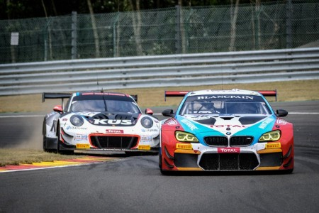 68 coches GT3 formán la 70ª edición de las 24 Horas de Spa
