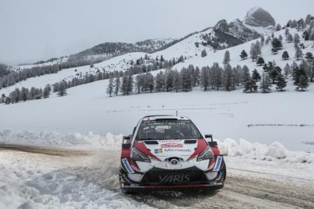 Así es el recorrido del Rally de Montecarlo 2019