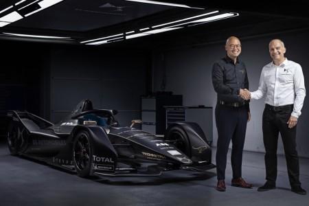 DS Automobiles y Techeetah, juntos en la Fórmula E