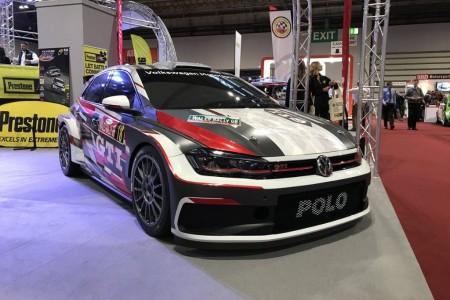 La FIA homologa en Navarra el Volkswagen Polo GTI R5