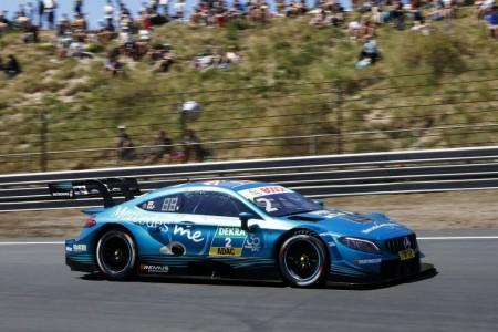 Gary Paffett suma la segunda pole del DTM en Zandvoort