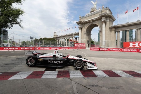 Newgarden sigue de dulce en Toronto: tercera pole en cuatro carreras