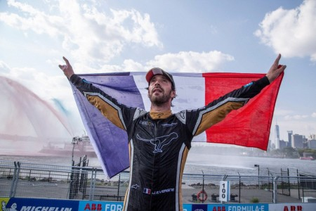 Jean-Eric Vergne, un merecido campeón de la Fórmula E