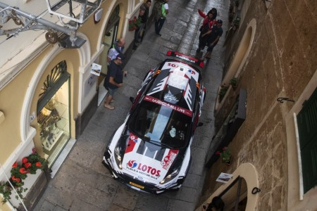Kajetan Kajetanowicz regresa a la clase WRC2 en Alemania