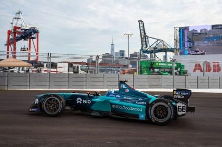 Luca Filippi confía en retener su asiento en NIO Fórmula E