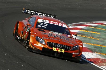 Lucas Auer lidera la primera sesión del DTM en Zandvoort