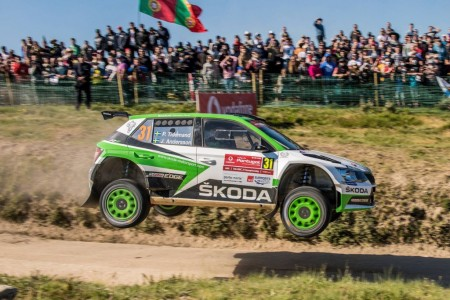 Pontus Tidemand, el piloto más sólido de WRC2