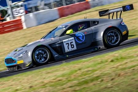 El RACB ratifica la victoria de R-Motorsport en Silverstone