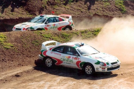Se gesta el regreso de la Race of Champions a Gran Canaria