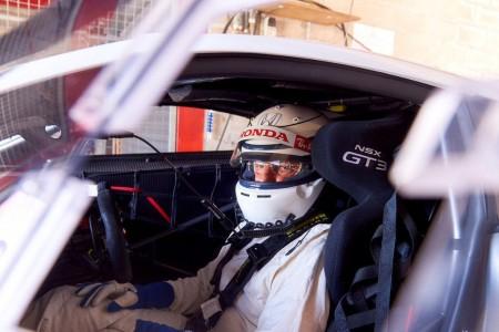 Riccardo Patrese pilotará el Honda NSX GT3 en Spa