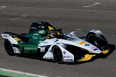 El 'rookie' test de la Fórmula E tendrá lugar en Riyahd
