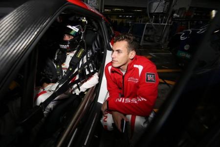 Sean Walkinshaw regresa con Nissan a las 24 Horas de Spa