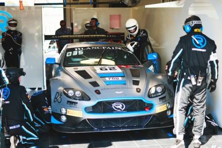 Más de sesenta GT3 en el 'test day' de las 24 Horas de Spa