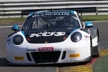 Timo Bernhard disputará con su equipo las 24 Horas de Spa