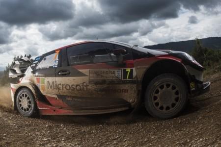 Toyota Gazoo Racing juega de local en el Rally de Finlandia