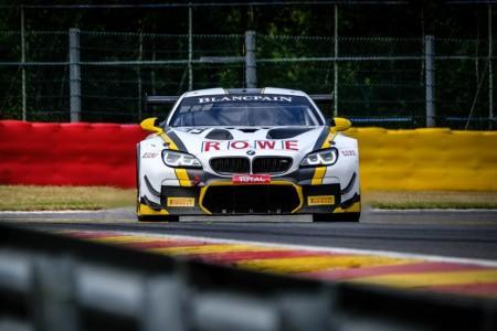 Tres opciones al triunfo para BMW en las 24 Horas de Spa