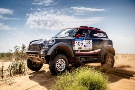 Yazeed Al-Rajhi gana para X-Raid el Silk Way Rally 2018