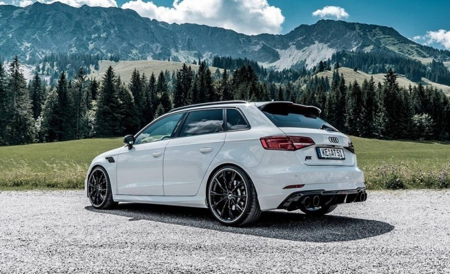 ABT Audi RS 3 Sportback - posterior