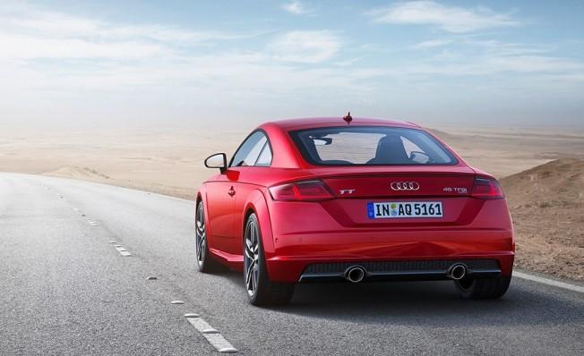 Audi TT 2019 - posterior
