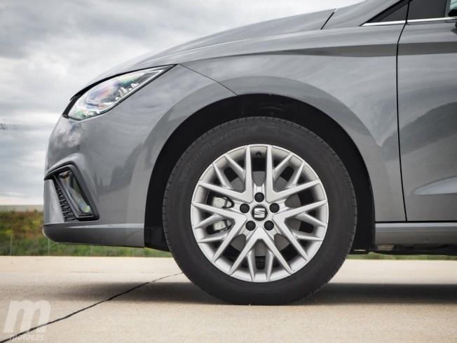 Neumáticos del SEAT Ibiza TDI