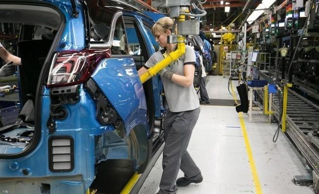 Producción de vehículos en España