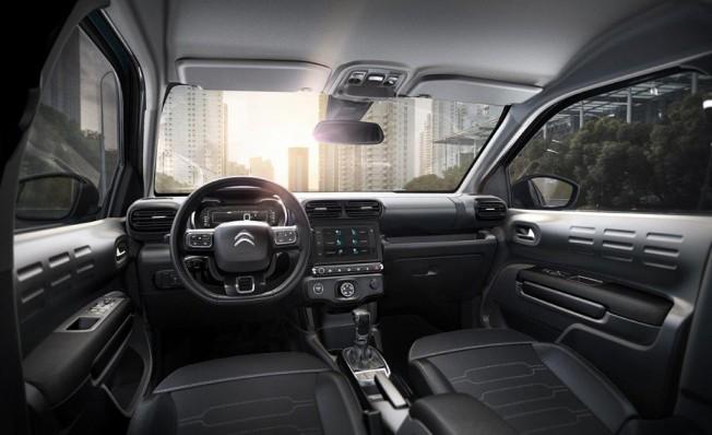 Citroën C4 Cactus - interior