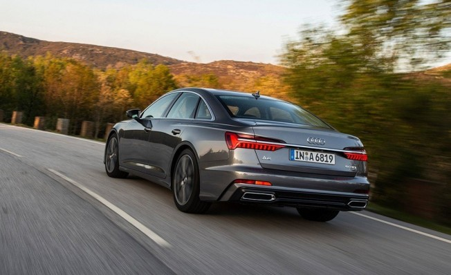 Audi A6 2018 - posterior
