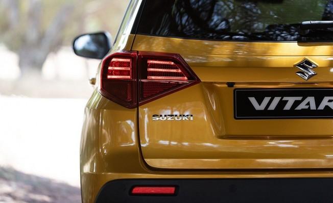 Suzuki Vitara 2019 - posterior