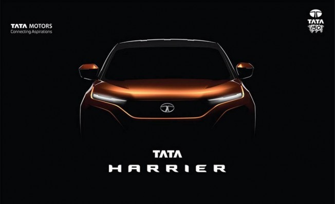 Tata Harrier - adelanto
