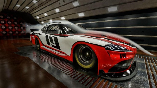 Desvelado el Toyota Supra de la NASCAR Xfinity Series ...