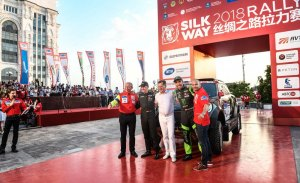 Roma vs. Al-Attiyah, el gran duelo del Silk Way Rally 2018