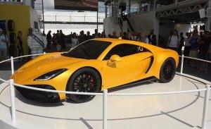 Noble M500: el nuevo superdeportivo británico presentado en Goodwood