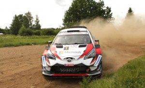 Ott Tänak se adjudica el Rally de Estonia con el Yaris WRC