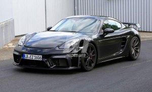 Porsche 718 Cayman GT4: todas las novedades del nuevo Cayman de 6 cilindros