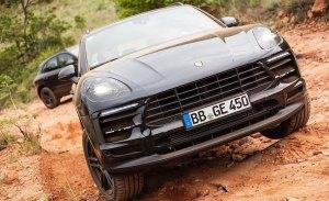 Porsche nos muestra los prototipos del Macan durante sus pruebas más duras