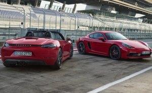 Una filtración destapa los nuevos Porsche Panamera GTS y Cayman T