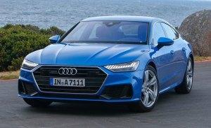 El nuevo Audi A7 Sportback estrena versión diésel de acceso con 231 CV