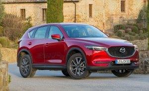 La gama 2018 del Mazda CX-5 estrena nuevas e interesantes versiones