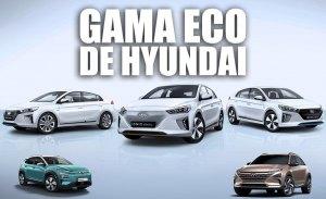 Gama ECO de Hyundai, todos los precios y versiones