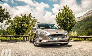 Prueba Ford Focus 2018, un salto hacia delante