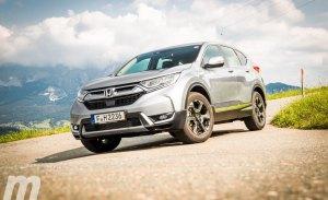 Prueba Honda CR-V 2019, los cambios le han sentado bien