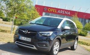 Prueba Opel Crossland X 1.2 Turbo 130 CV, versatilidad en la ciudad (con vídeo)