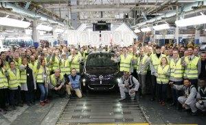 Renault aumentará la producción del ZOE