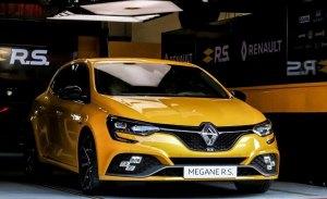 Renault Mégane RS Trophy 2019, más potencia siempre es bienvenida