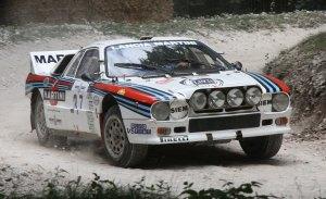 Kubica pilotará un Lancia 037 Rally en Goodwood
