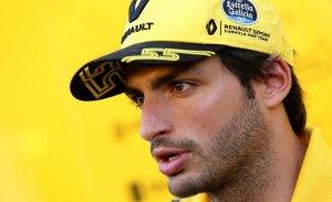 """Sainz confía en la eficiencia del nuevo alerón de Renault: """"Lo necesitamos"""""""