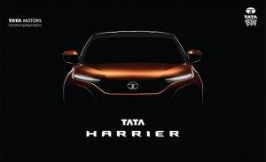 Harrier, así se llamará el nuevo SUV de Tata Motors