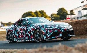 Toyota Supra: confirmado un 4 cilindros de 265 CV como versión de acceso