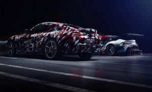 Toyota confirma el motor de 6 cilindros para el nuevo Supra A90